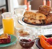 Breakfast, Three Tree Point Bed & Breakfast